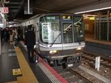 近江塩津行快速列車
