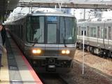 敦賀行新快速列車