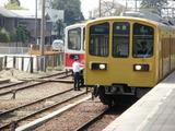 米原行800系電車一般塗装