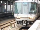 姫路方面行新快速列車