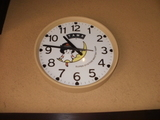 鉄道は時間が命!でもかわいい時計