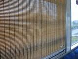 竹簾な日よけカーテン