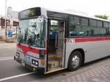 元京阪バス・日野ブルーリボン