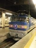 EF510 500番代青塗装の「カシオペア」