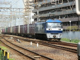 EF210牽引のコンテナ列車
