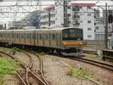 立川行快速電車