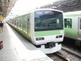 丸い緑の山手線なE231系