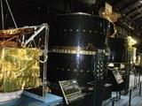 衛星のレプリカ