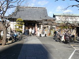 極普通のお寺
