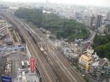 王子駅並びに飛鳥山
